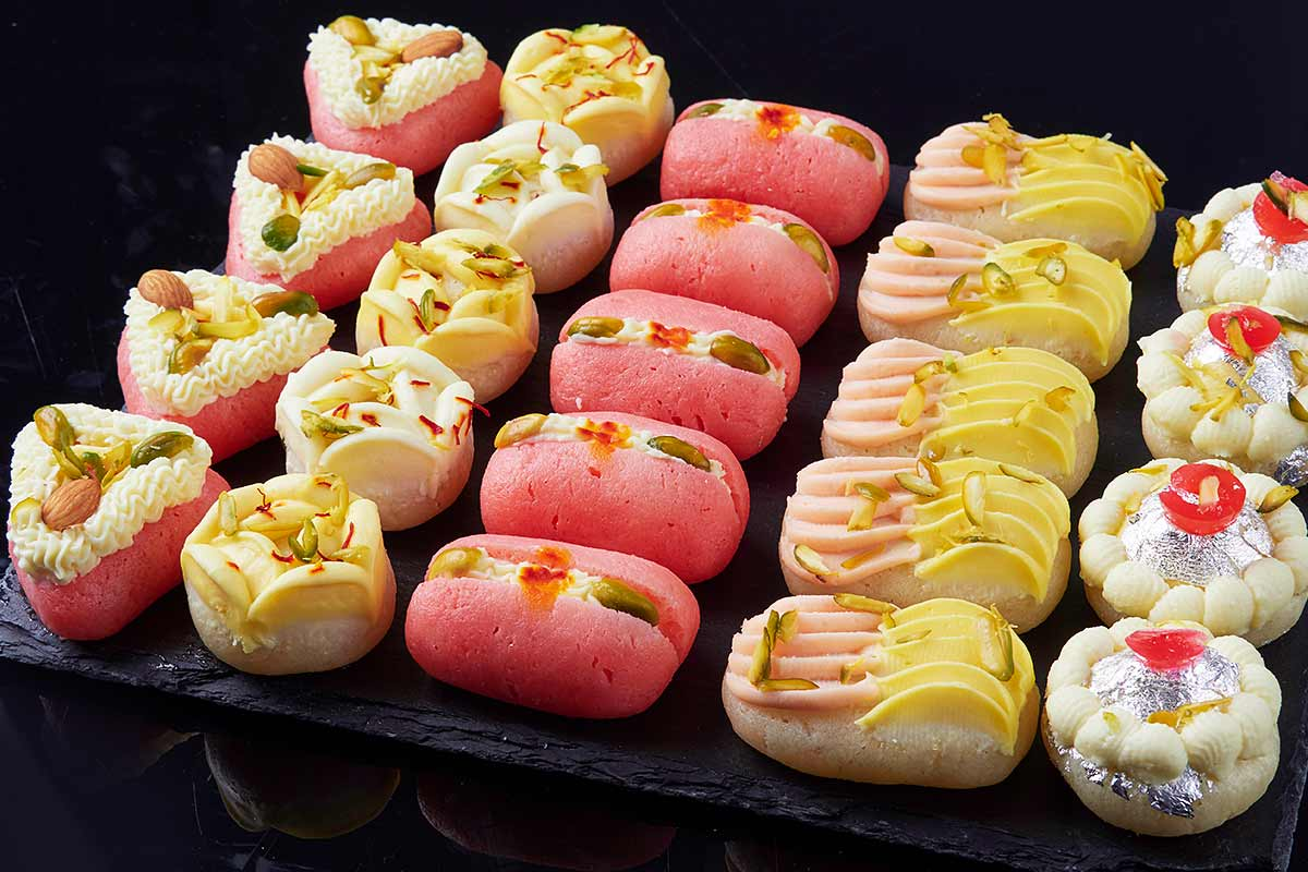 Assorted Bengali Sweets